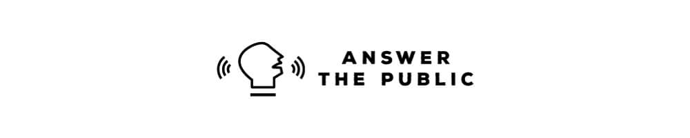 Logo Answer the Public