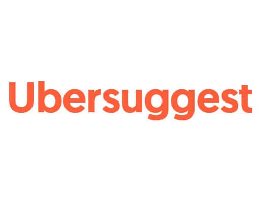 Logo Ubersuggest