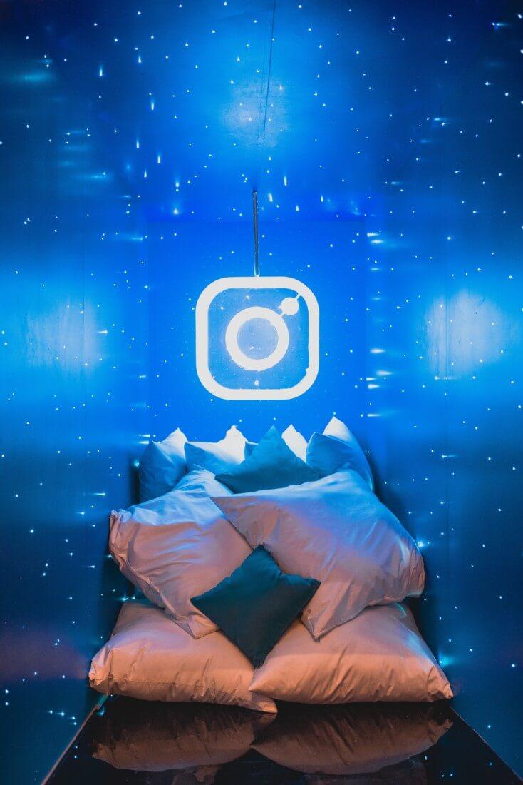 Instagram Shopping Erlebnis